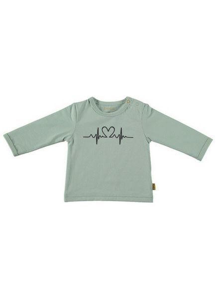 b.e.s.s. Longsleeve Heartbeat 18628 015