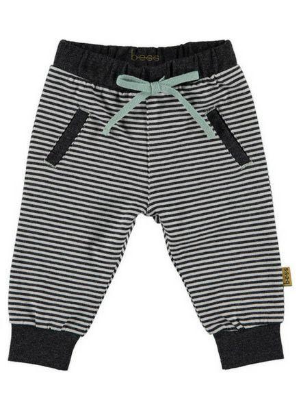 b.e.s.s. Pants Jersey Stripe 18641 003
