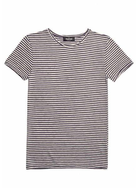 Circle of Trust T-shirt Ace Tee Stripe BW18_28_1444