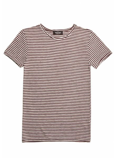 Circle of Trust T-shirt Ace Tee Stripe BW18_28_7250