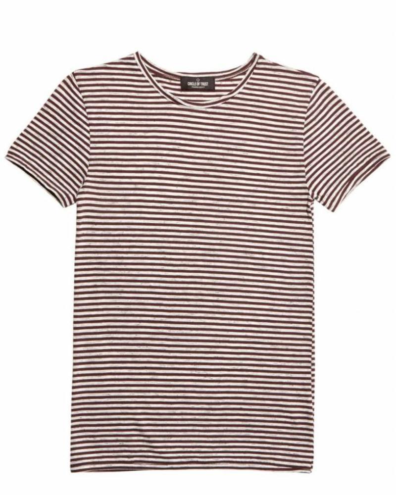 Circle of Trust Circle of Trust T-shirt Ace Tee Stripe