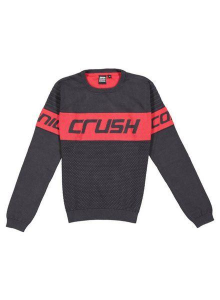 Crush Denim Sweater Gebreid Freddy 31810915