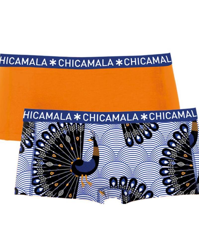 Muchachomalo Short 2-PACK 1215JPROUD01