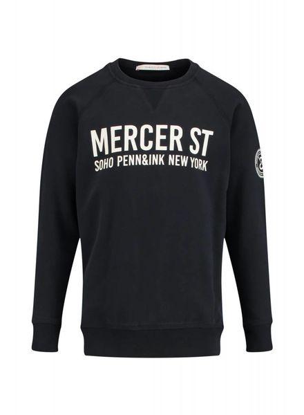PENN&INK Sweater Blauw W18F385K