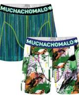 Muchachomalo Short 2-pack Life is a glitch 1010JGLITCH04