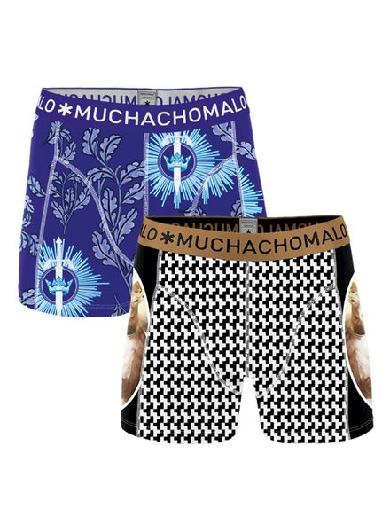 Muchachomalo Short 2-pack No guts no glory 1010JGUTS04