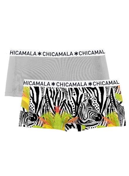 Muchachomalo Short 2-pack Zebra 1215JZEBRA01