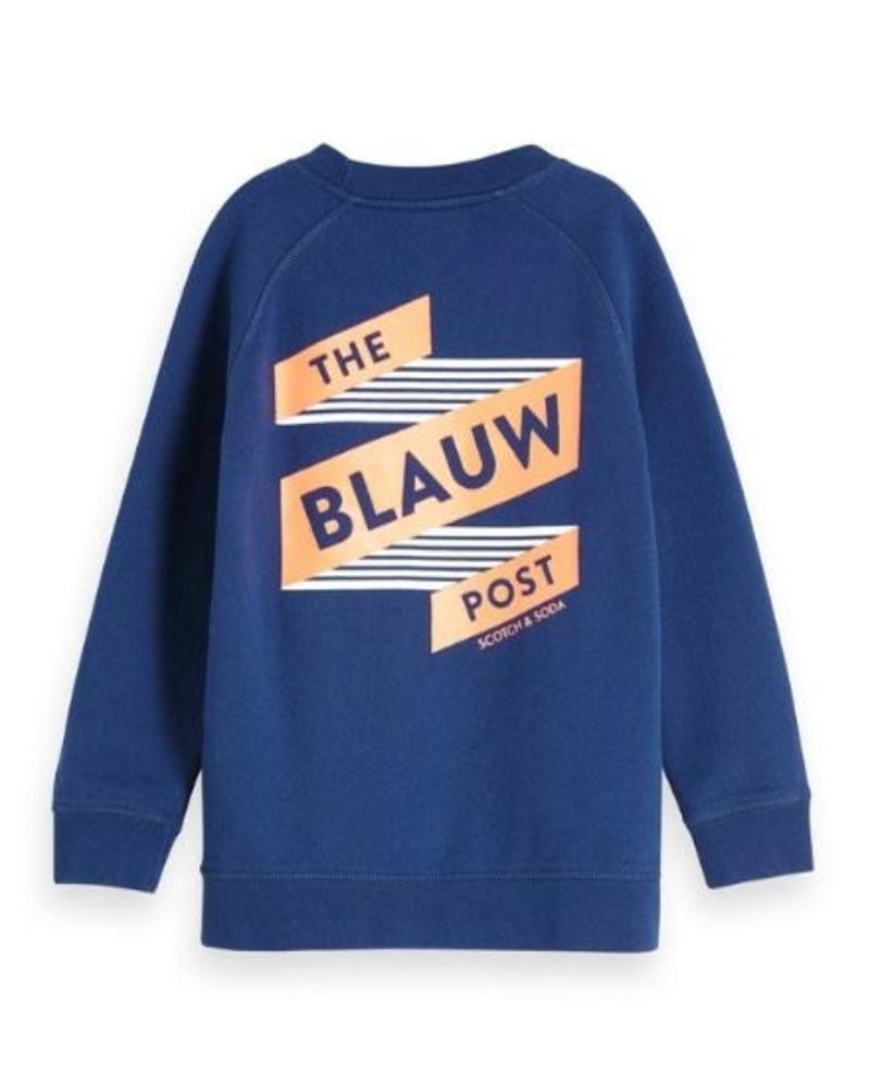 Scotch Shrunk Sweater reglan sleeves 147643