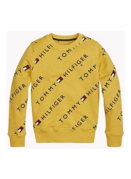 Tommy Hilfiger Sweater Sports AOP KS0KS00061716