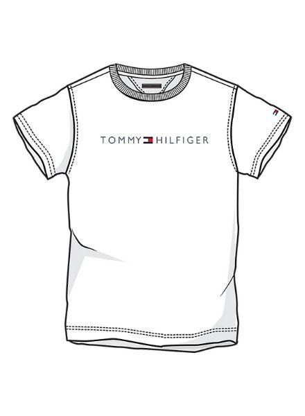 Tommy Hilfiger T-shirt Essential Tommy Logo KB0KB04865123