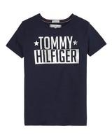 Tommy Hilfiger T-shirt Foil Logo KG0KG04084002