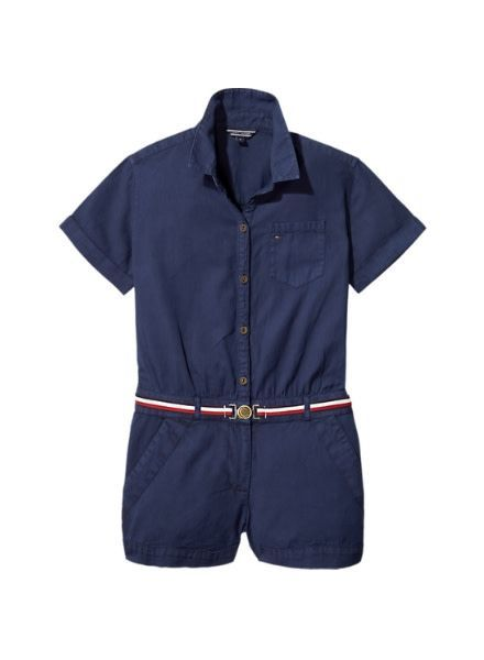 Tommy Hilfiger Playsuit Cherised GMD KG0KG03482002