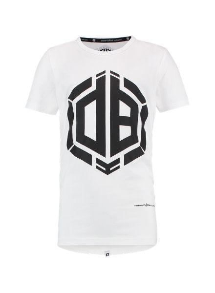 Daley Blind T-shirt Hayden SS19KBN30025 wit