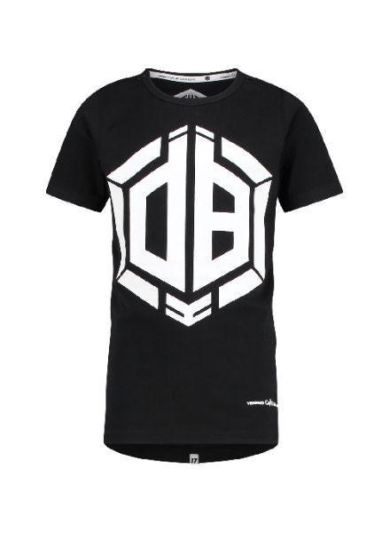 T-shirt Hayden SS19KBN30025 zwart