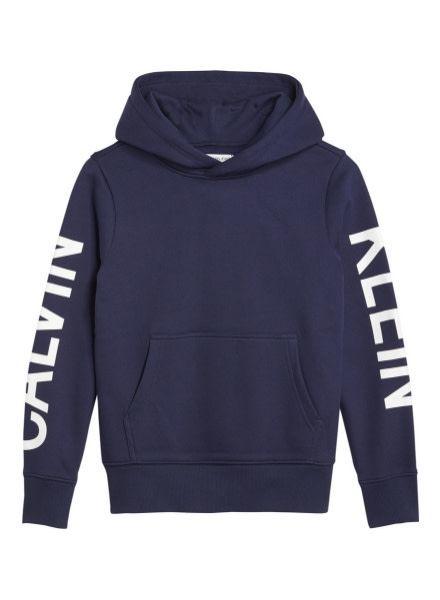 Calvin Klein Hoody Logo Sleeves IB0IB00012400