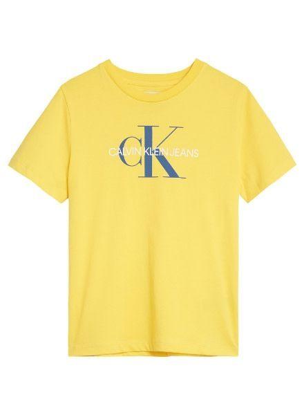 Calvin Klein T-Shirt Monogram Logo IB0IB00032700