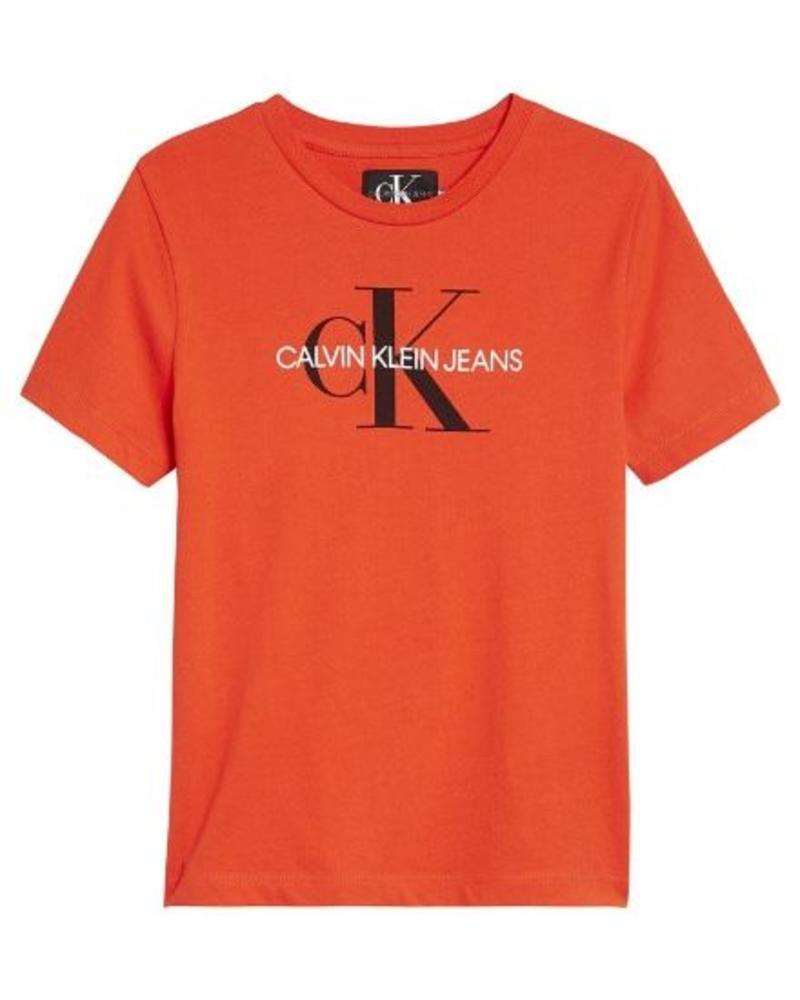 Calvin Klein T-Shirt Monogram Logo IG0IG00022601