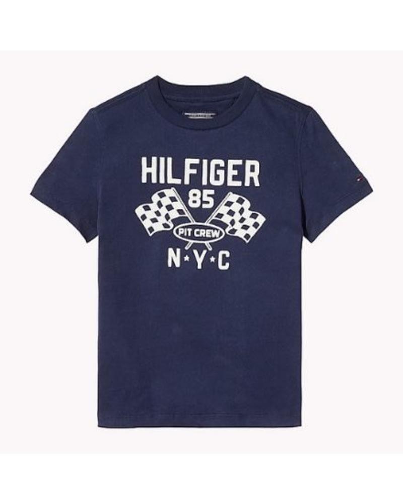 Tommy Hilfiger T-shirt Vintage Flock KB0KB03924002