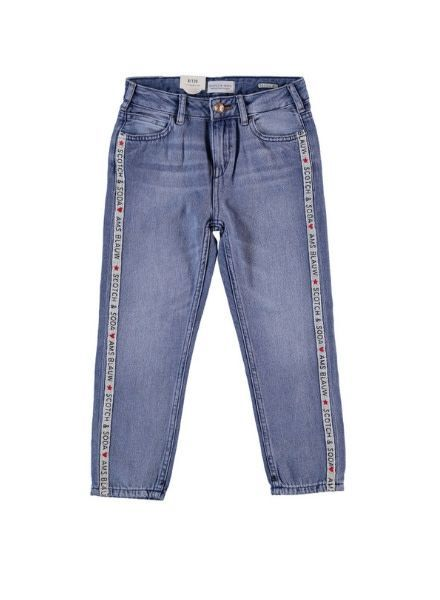 Scotch Rebelle Jeans Petit Ami 148405