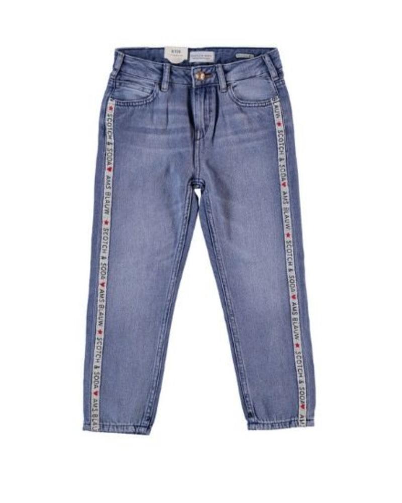 Scotch Rebelle Jeans Petit Ami 148405