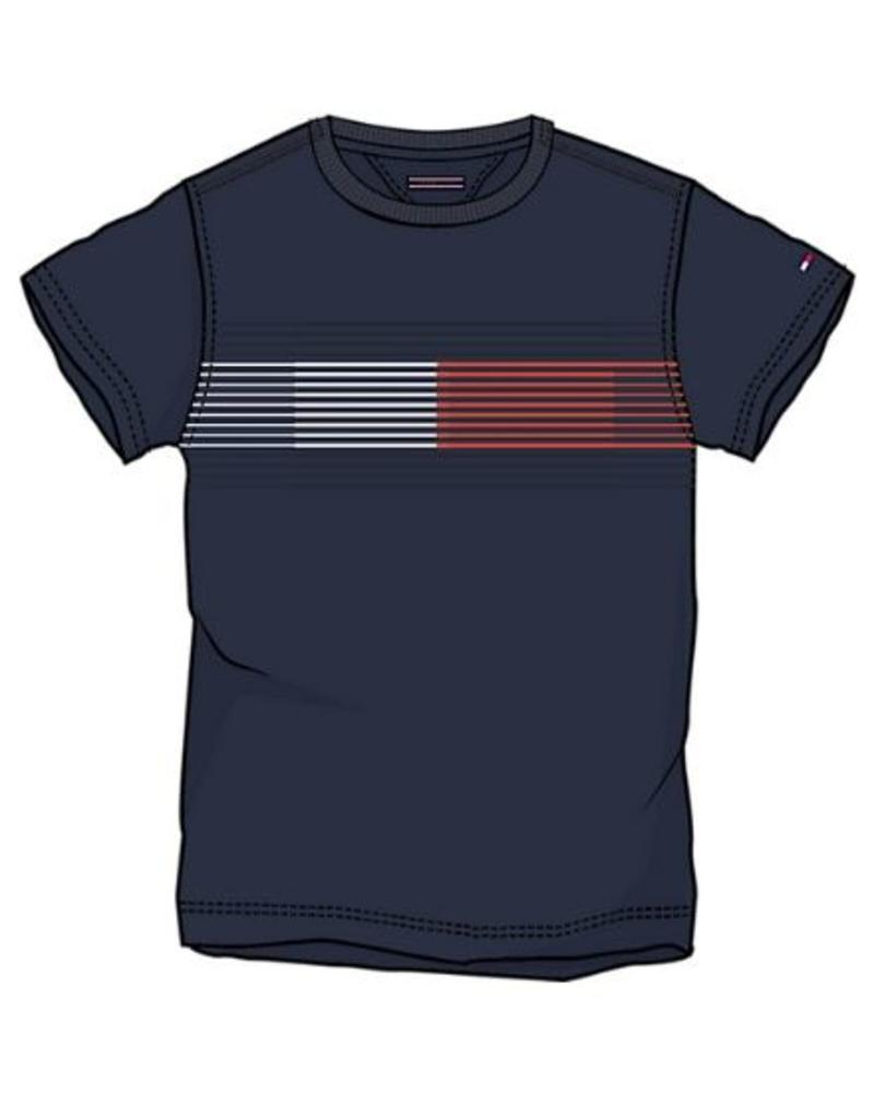 Tommy Hilfiger T-shirt Essential Flag KB0KB04459002