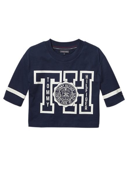 Tommy Hilfiger T-shirt Boxy 3/4 KG0KG03866002