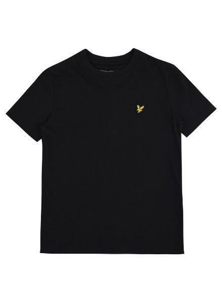 Lyle en Scott Classic T-shirt True Black LSC0003-951