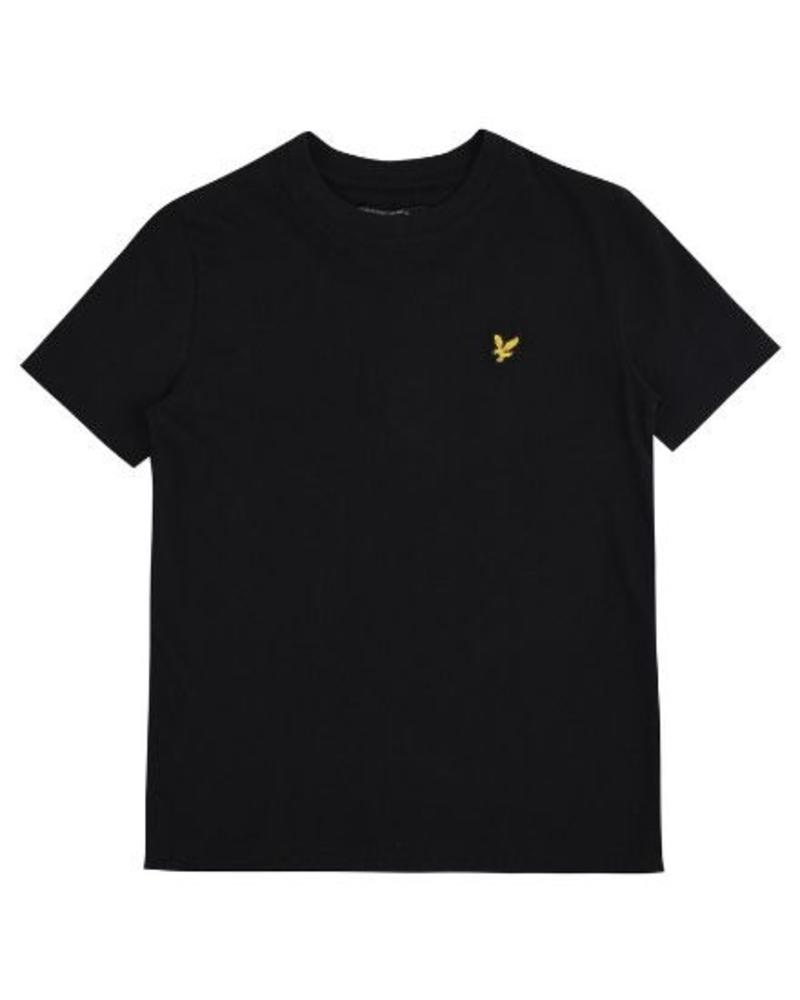 Lyle en Scott Classic T-shirt True Black LSC0003-951