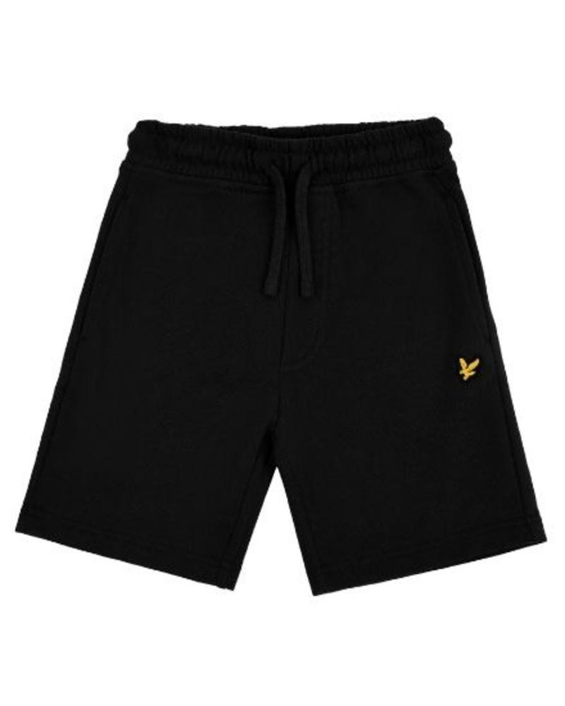 Lyle en Scott Classic Sweat Short True Black LSC0051S-951