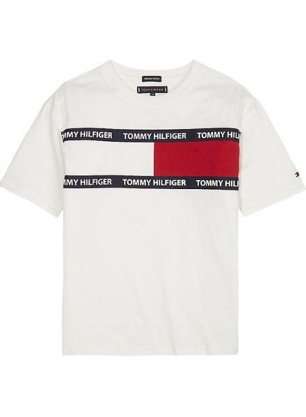 Tommy Hilfiger T-shirt U Flag Tee KS0KS00036123