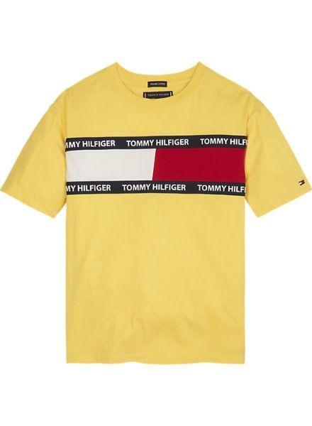 Tommy Hilfiger T-Shirt U Flag Tee KS0KS00036718