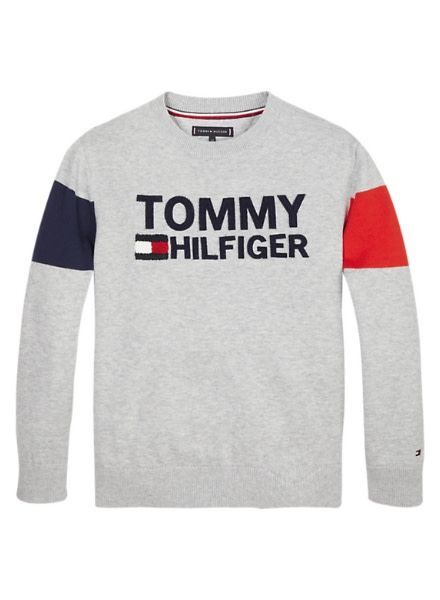 Tommy Hilfiger Sweater Colorblock KB0KB04820004
