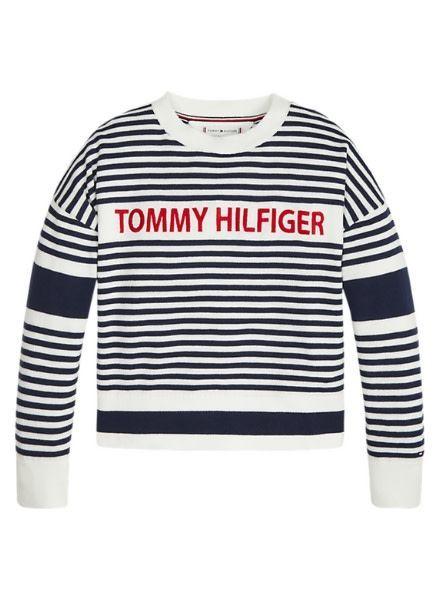 Tommy Hilfiger Sweater Iconic Stripe KG0KG04308123
