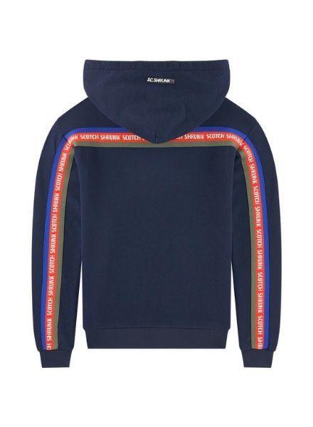 Scotch Shrunk Vest Hoody Zip 150292