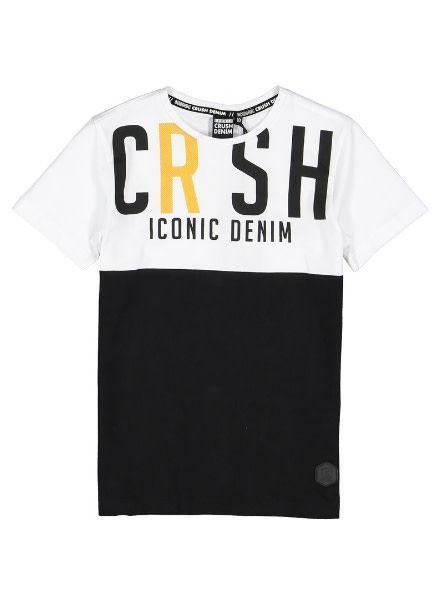 Crush Denim T-shirt Heaton 11911512