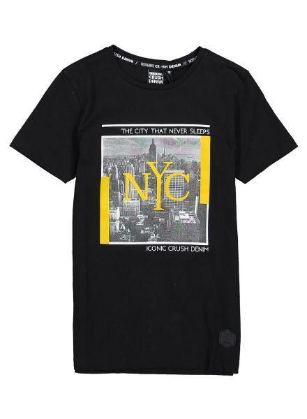 Crush Denim T-shirt Herald 11911510