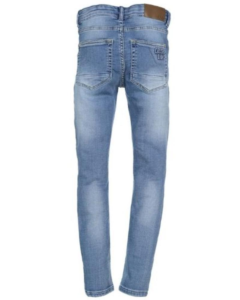 Crush Denim Jeans Crusher 11910102 V2 blauw
