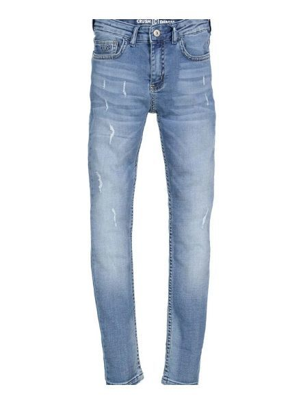Crush Denim Jeans Crusher 11910102 V2 blauw