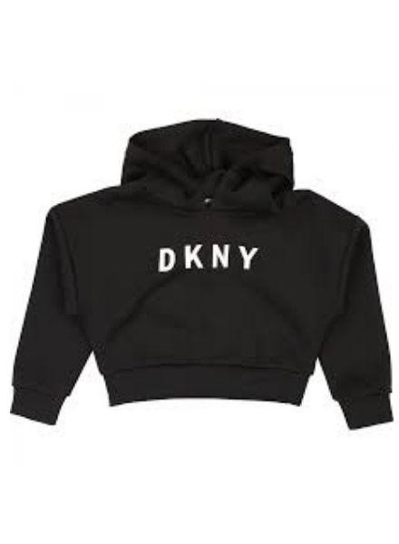 DKNY Sweater A Capuche D35Q10 zw