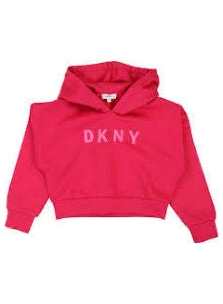 DKNY Sweater A Capuche D35Q10 r