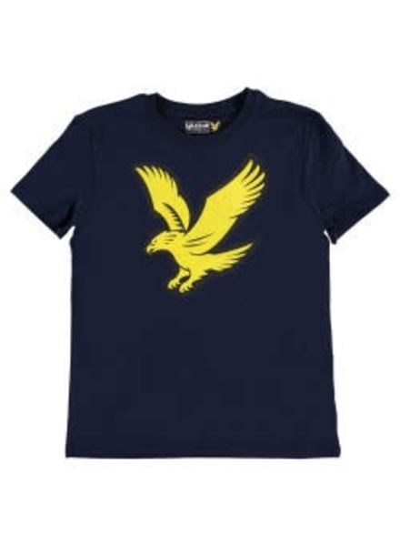 Lyle en Scott T-Shirt Eagle Logo LSC0654-203