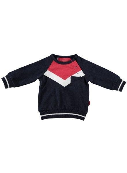 b.e.s.s. Sweater Colorblock 1906-005