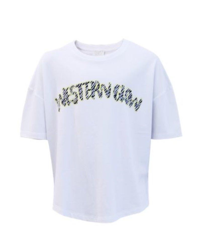 Ai&Ko Ai&Ko T-shirt Umira