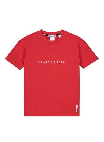 Nik & Nik T-shirt Focus B 8-813 1902 r