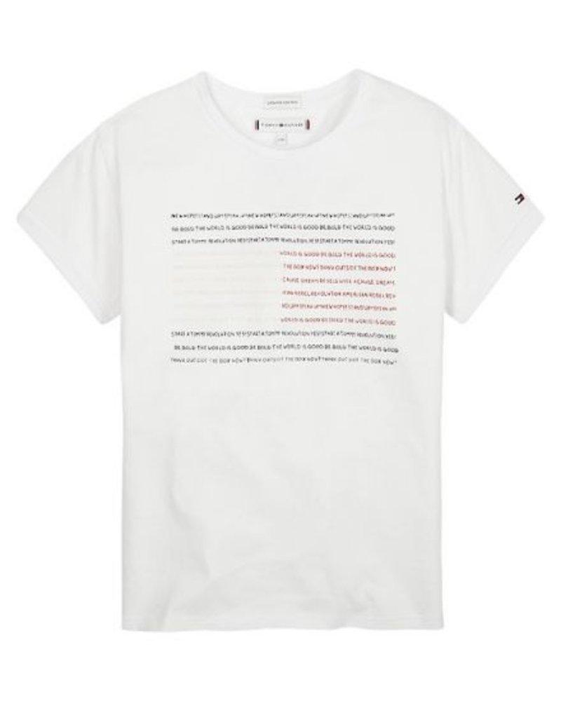 Tommy Hilfiger t-shirt Empowering KG0KG04393123