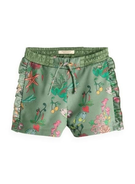 Scotch Rebelle Shorts Mercerized 149644