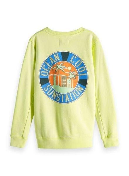 Scotch Shrunk Sweater Colorful Artworks 150295