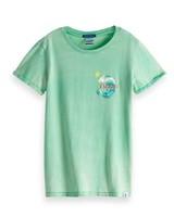 Scotch Shrunk T-shirt Washing 149372