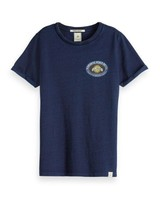 Scotch Shrunk T-shirt Indigo 149380