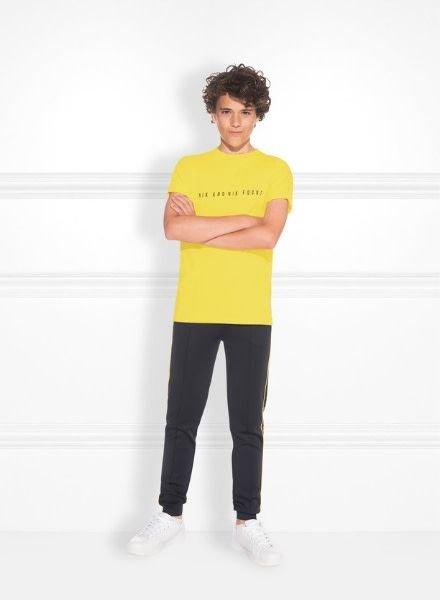 Nik & Nik T-shirt Focus B 8-813 1902 geel